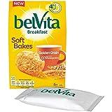 Belvita Cuire Doré Doux Grain 5 X 40G (Paquet de 4)
