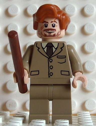 Lego Harry Potter - Minifigur Professor Remus Lupin