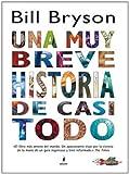 Libros Descargar en linea Una muy breve historia de casi todo NO FICCION IJ (PDF y EPUB) Espanol Gratis