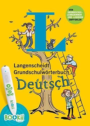 Langenscheidt Grundschulwörterbuch Deutsch - Buch mit Bookii-Hörstift-Funktion: Mit Spielen für den BOOKII-Hörstift und Lernquiz por Gila Hoppenstedt