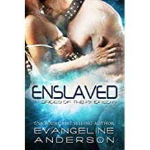 Enslaved: (Alien Scifi I/R Romance) (Brides of the Kindred Book 14) (English Edition)
