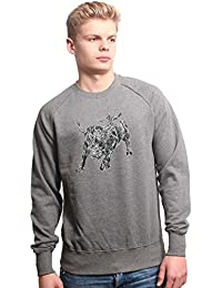 YTWOO - Sweat-Shirt - Col Rond - Homme 47f34c8643ff