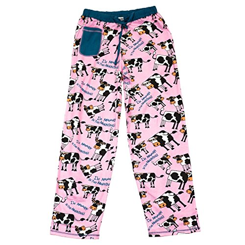 Lazy One LazyOne Womens Mooody in The Morning PJ Trousers