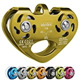 ALPIDEX Polea Tandem Pulley Power 2.0, color: dorado