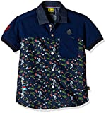 Seals Boys' Shirt (AM8042_Blue_3 - 4 yea...
