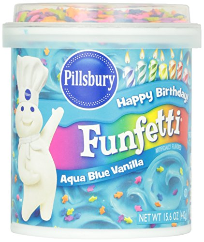 pillsbury-happy-birthday-funfetti-aqua-blue-vanilla-frosting-442g-us-import