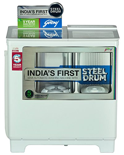 7. Godrej WS 800 PDS Semi-automatic Washing Machine