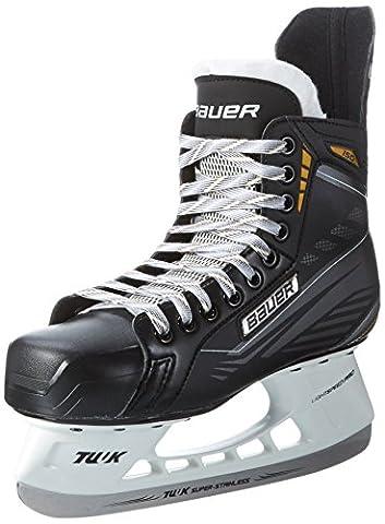 Bauer Supreme 150Ice Hockey Skates–Senior Black black Size:06.0/40.5