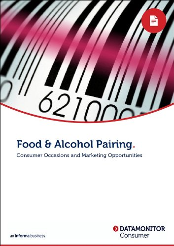 Food & Alcohol Pairing: Consumer Occasions and Marketing Opportunities