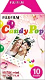Fujifilm 70100139614 Instax Mini Monopack Candy Pop (10v)