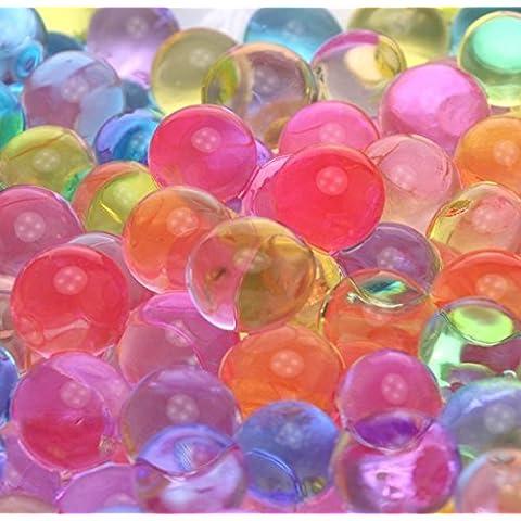 24Sacchetti di perline d' acqua aqua Gems Bio Gel Palline