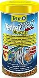 Tetra Pro Energy Premiumfutter (für alle tropischen Zierfische, mit Energiekonzentrat für extra Wohlbefinden, Vitaminstabilität und hoher Nährwert, konzentrierter Nährstoffgehalt Omega-3 Fettsäuren), 500 ml Dose