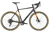SERIOUS Grafix Pro Black-Sunrise Rahmenhöhe 54cm 2018 Cyclocrosser