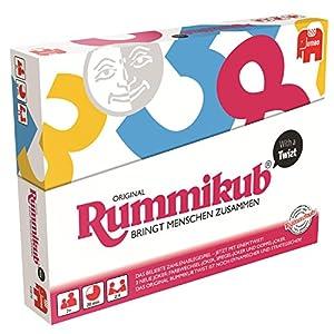 Rummikub with a Twist Niños y Adultos Juego de táctica - Juego de Tablero (Juego de táctica, Niños y Adultos, 20 min, Niño/niña, 7 año(s), 350 mm)