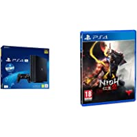 Sony PS4 PRO PlayStation Gamma Chassis + PS Live Card 20€, 4K HDR, 1 TB [Esclusiva Amazon.it] + Nioh 2 - - PlayStation 4