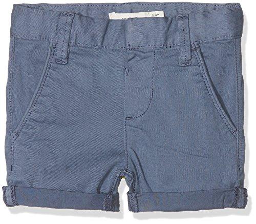 NAME IT Baby-Jungen Nmmryan Twianders Chino Long Shorts AH, Blau (Vintage Indigo Vintage Indigo), 80
