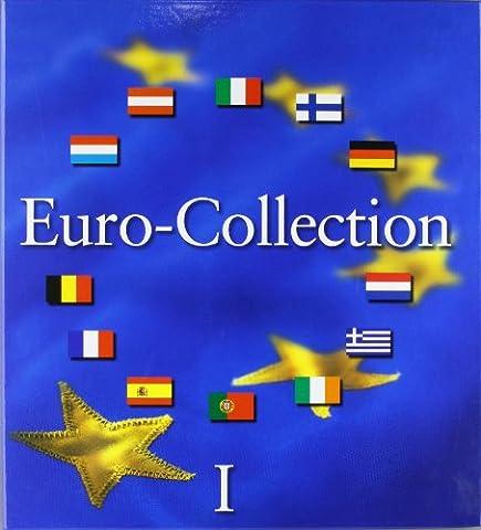 Münzenalbum PRESSO Euro-Collection Band 1: Münzenalbum für Münzen der 12