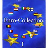 Classeur Numismatique PRESSO, Euro-Collection Tome 1