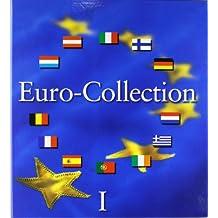 Album Euro Collection Volume 1, con micro-schiuma per la collezione