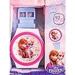 Frozen La Reine des Neiges Horloge mu...