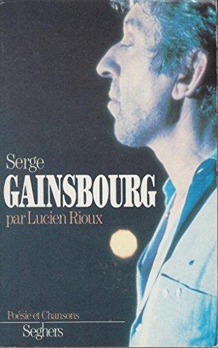 Serge Gainsbourg par Lucien Rioux