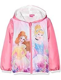 Disney Girl's Princess Rain Jacket