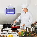 Wyxhkj - Dissuasore per zanzare, 20 W, luce fluorescente, per casa e giardino, cucina, ufficio, caffè b