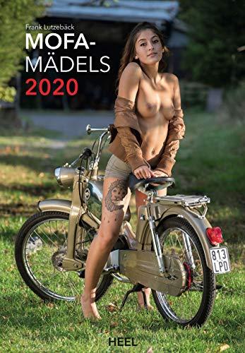 Mofa Mädels 2020: Mofa-Nostalgie von ihrer erotischen Seite