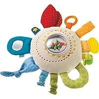 HABA 301670 Teether Cuddly Rainbow Round