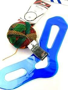 Minerva Crafts blogueur réseau 'Trina Sock-Chaussettes sessful Magic Kit de boucle