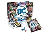 TOPI GAMES Jeux De Société, DC-WB-579001, Bleu, Blanc, Noir, Rouge