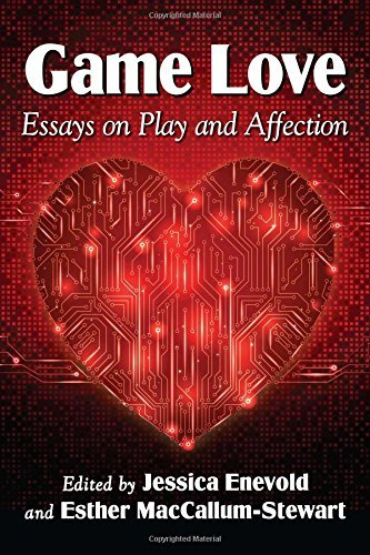 Game Love: Essays on Play and Affection by Jessica Enevold (2015-01-14)