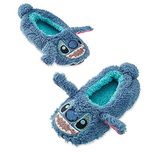 Disney Kids Stitch Plush Slippers