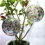 Pflanzensitter Durstkugel Bewässerungskugel - Granulat in multicolor ca. 8,5cm