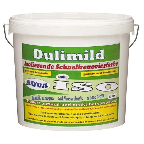 Duli Dulimild Aqua Renovierfarbe 12l weiss Test