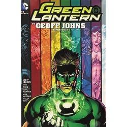 Green Lantern by Geoff Johns Omnibus Vol. 2 by Geoff Johns - Ingles