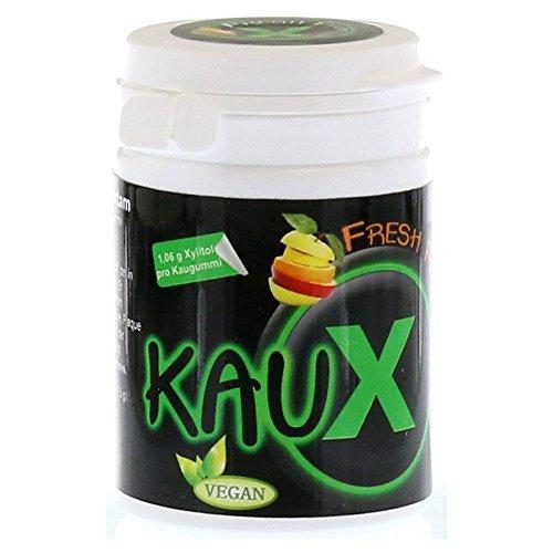 Kaux Zahnpflegekaugummi Fresh Fruit Mit Xylitol 40 St