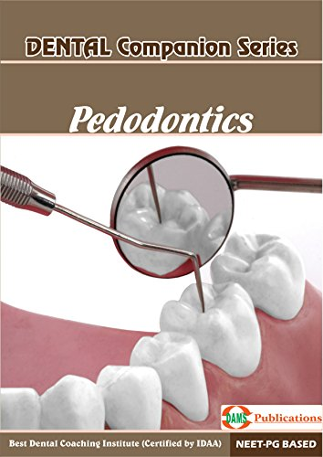 DAMS Dental Companion Series-Pedodontics 2017