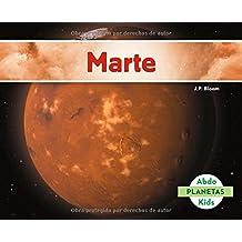 Marte (Planetas)