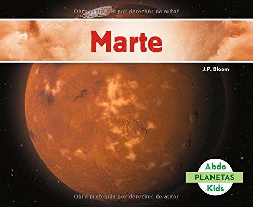 Marte (Planetas) por J. P. Bloom