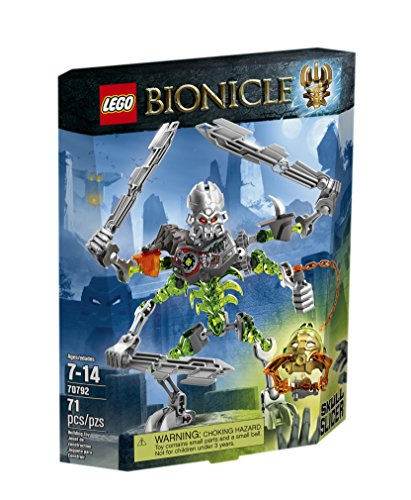 Slicer-kit (LEGO Bionicle 70792 Skull Slicer Building Kit by LEGO)