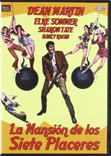 La Mansion De Los Siete Placeres [DVD]