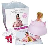 Coffret les gâteaux Princesses : Contient : 1 livre de recettes, 1 buste, 1 moule, 6 emporte-pièces