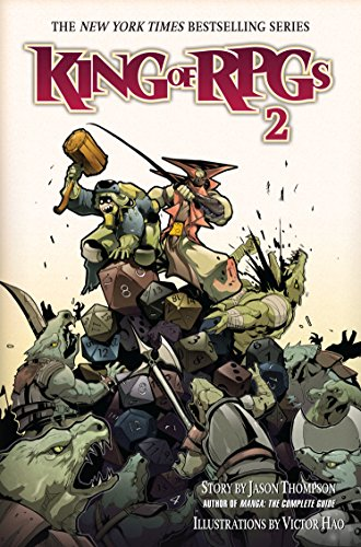 King of RPGs 2 (English Edition) eBook: Jason Thompson ...