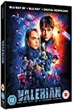 Valerian and the City of A Thousand Planets  [Blu-ray 3D + UV] [2017]