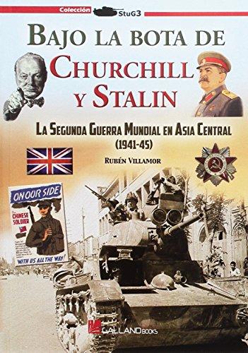 Bajo la Bota de Stalin y Churchill (StuG3) por Rubén Villamor