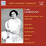Edition Lehmann /Vol.1