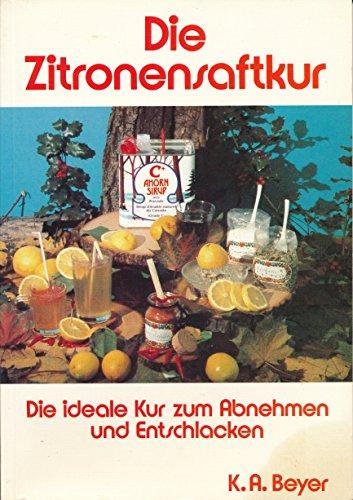Die Zitronensaftkur