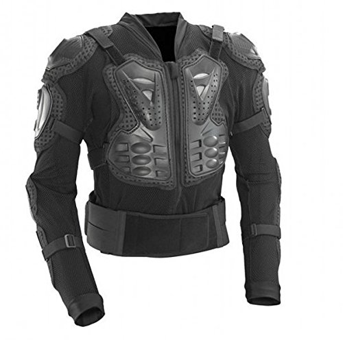 xl-size-men-motorcycle-armor-jacket-body-guard-bike-motocross-gear-black