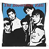 The Boomtown Rats Illustration Almohada Pillow Cushion Extra Soft Polyester for Bed Home Furniture By Genuine Fan Merchandise